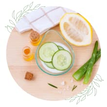 Natural Vitamin E homemade beauty, skincare