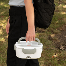 electric lunch box; warmer lunch box; lunch; lunch box; lunch box heater