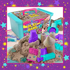 Kinetic Sand, Magic Sand, Play Sand, Gifts for Girls age 4 5 6 7 8 9 10 11