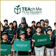 TEACH Me - 1% PARA LA EDUCACIÓN