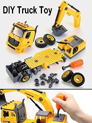 DIY Truck Toy