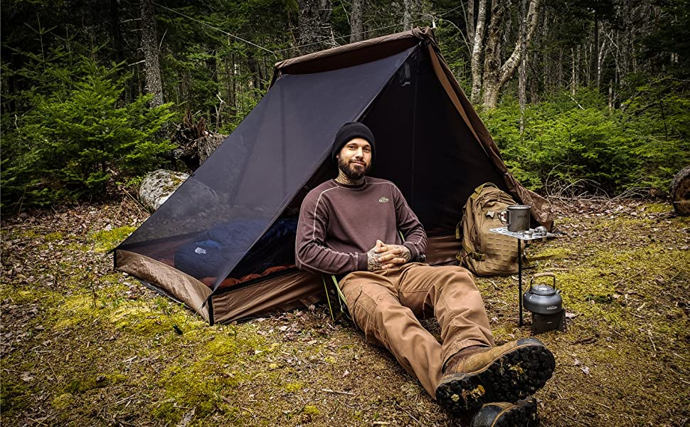 ultralight backpacking double tent