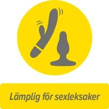 Lämpliga för sexleksaker