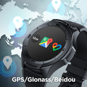 GPS integrado.