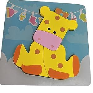 Giraff Puzzle
