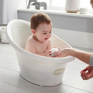 beaba baeba bañera de bebé cómodo cómodo portátil enjuague compacto baño baño caliente bebé recién nacido