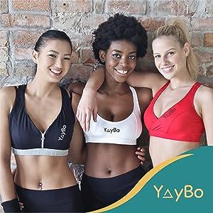 YayBox – Kit Fitness de Musculación – Push-Up Board 9 en 1 + Cuerda para saltar + 5 Bandas de resistencia + Bolsa Deportiva – Paquete Completo para ...