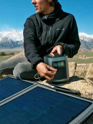 ECOFLOW Solar powered generator