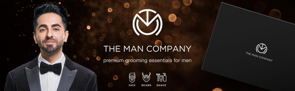 Caffeine Grooming Kit The Man Company