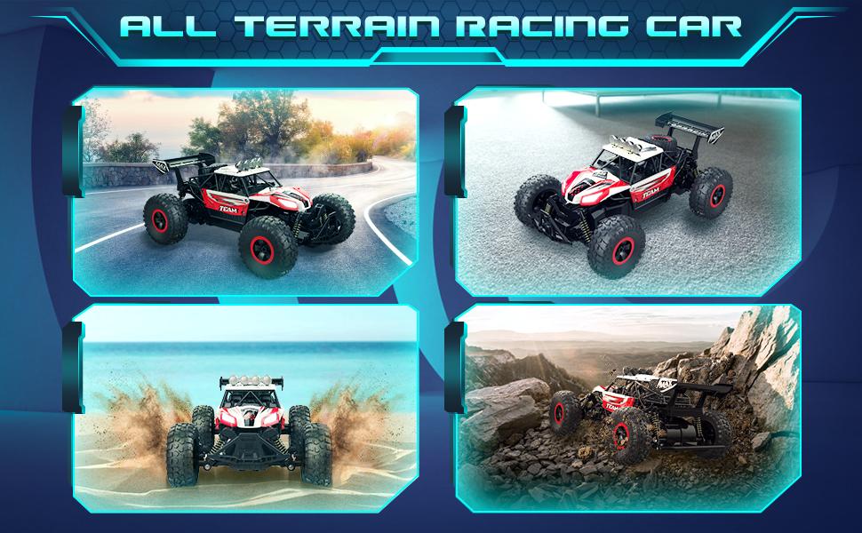 RC CAR FOR BOYS 8-12