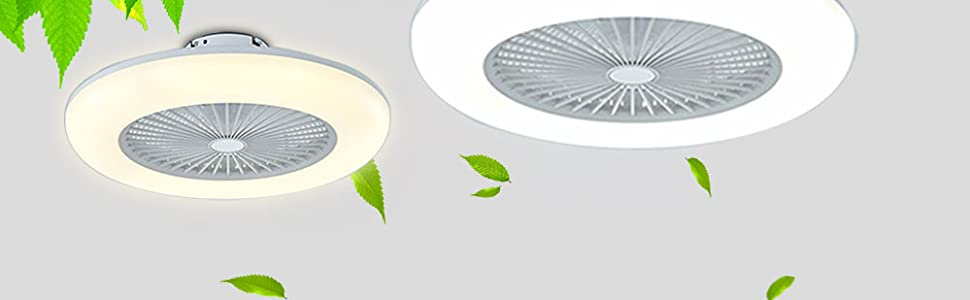 55cm Ceiling Fans with Light