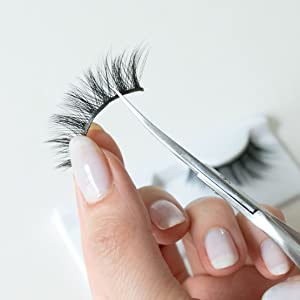 cut the lashes