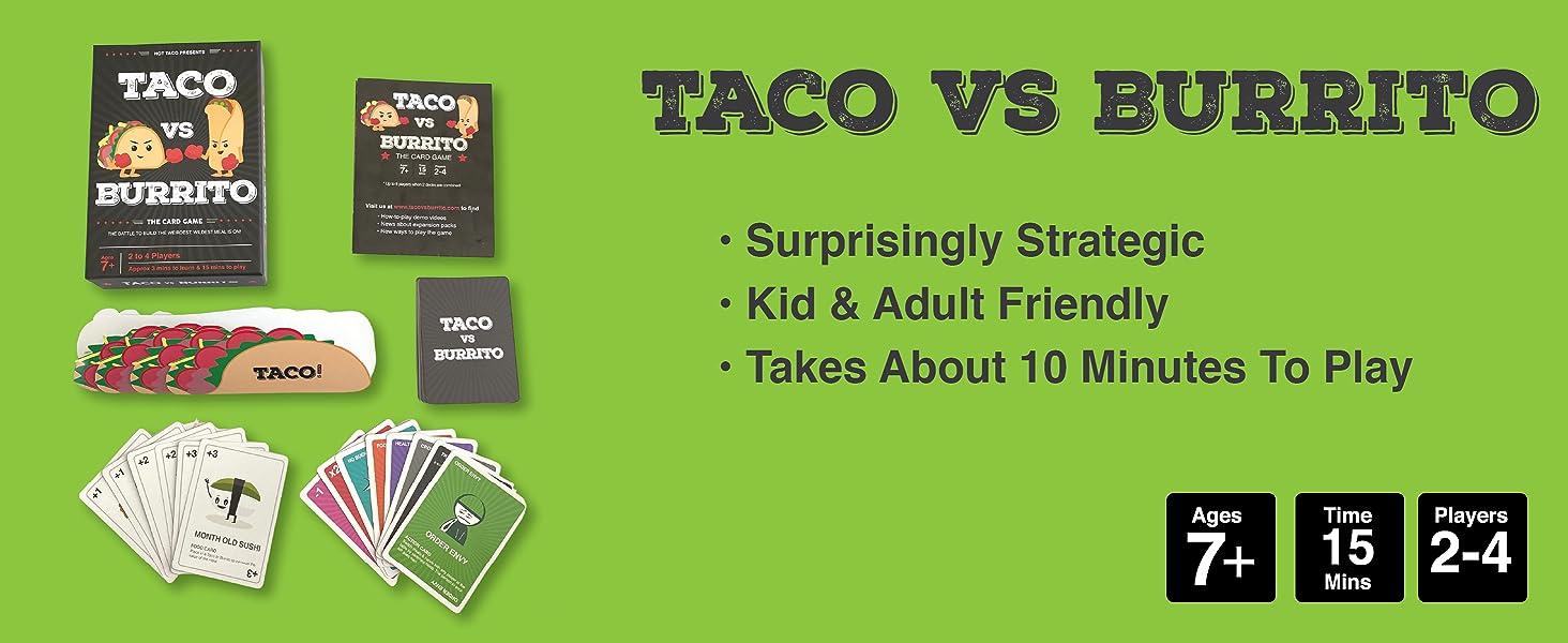 Tacos & Burritos