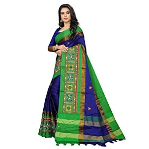 saree for women cotton jacquard saree new collection wedding casual party birthday latest under1000