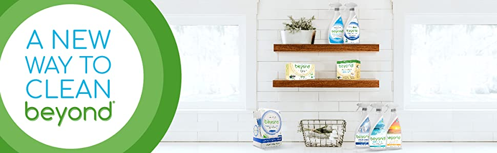 beyond natural home cleaning pet friendly family eco