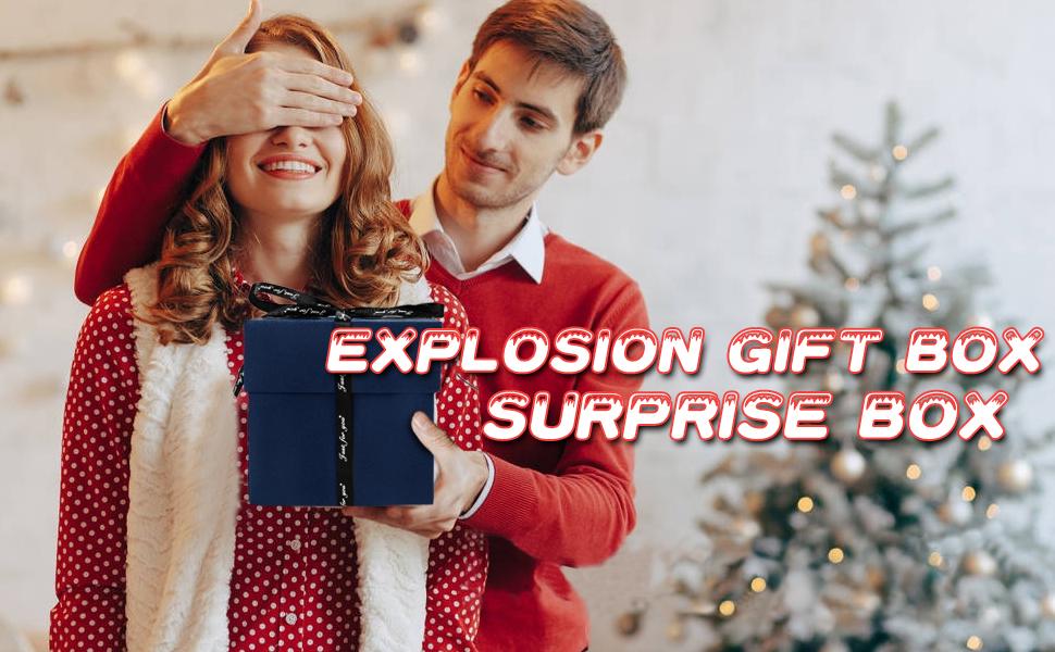 Creative Explosion Gift Box