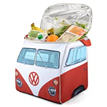 Keeps food hot/cool for hours - perfect for BBQs and Picnic