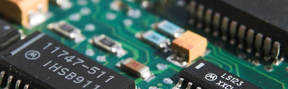 Circuitboard Closeup