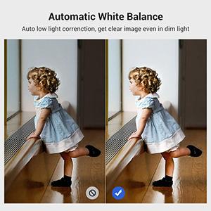 Automatic White Balance