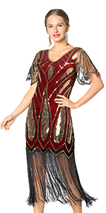 Metme 20s Cooktail Party Dress