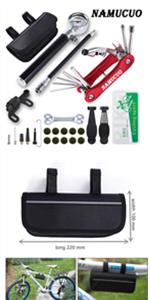 YBEKI Bike Tyre Repair Tool Kit