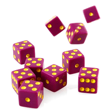 TENZI party pack dice game for kids and adults. Perfect for children's parties