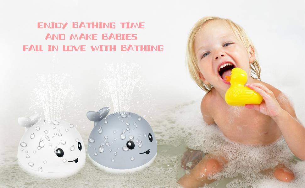 Toddler bath toys illuminate 1 year old whale bath toys baby bath toys baby toys bath toys