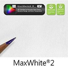 Akia Electric Motorized MaxWhite B Screen Material