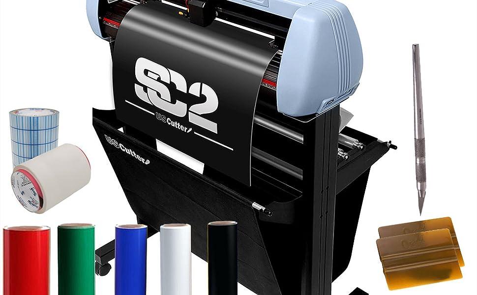 uscutter vinyl cutter bundle