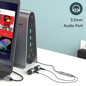 audio port