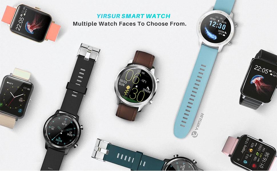 Yiusur Smart Watches