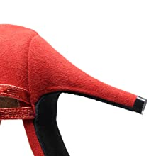 customized heel height