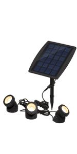 Pond Light Solar