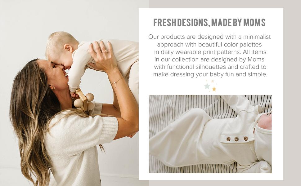 Organic baby clothes organic cotton baby clothes onesie footie romper bodysuit sleep gown pajamas