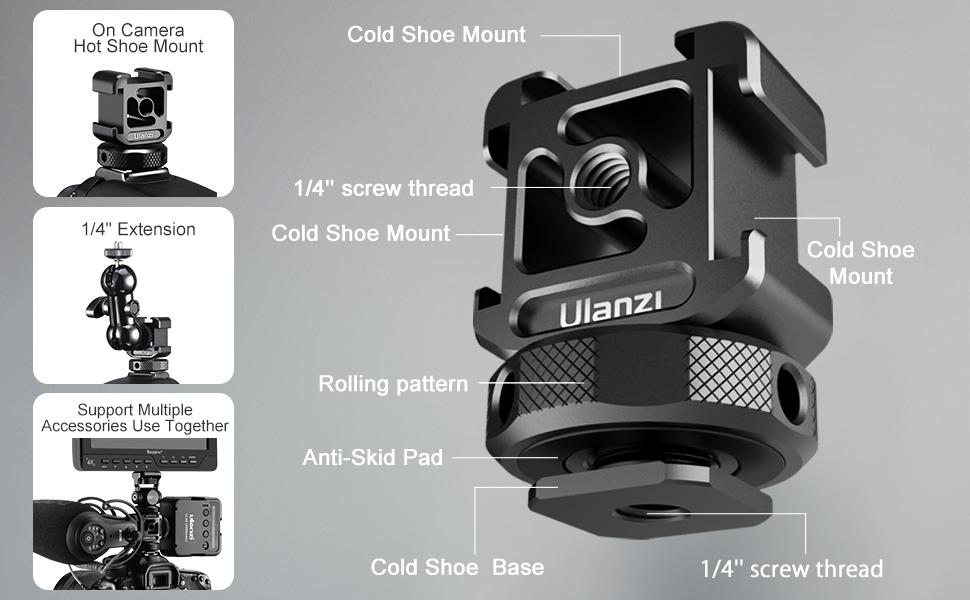 camera monitor mount