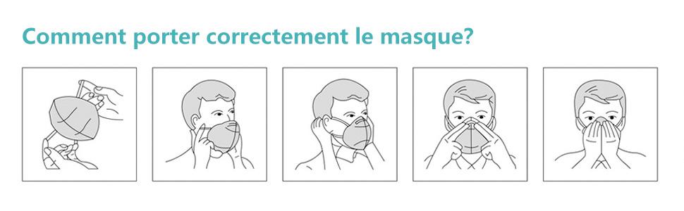 instructions d'utilisation