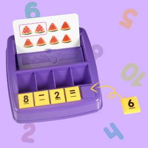 Matching Letter Games Number