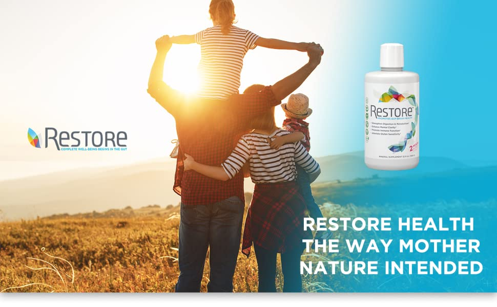 dr gundry md total restore gut health all natural digestion microbiome formulated zach bush products
