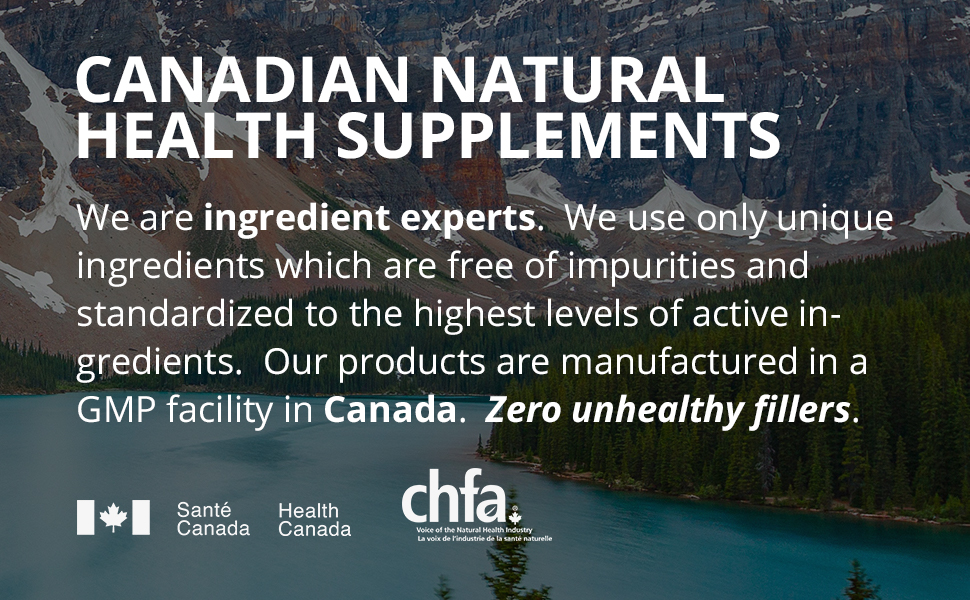canadian natural health supplements