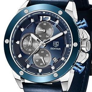 Blue watch Men
