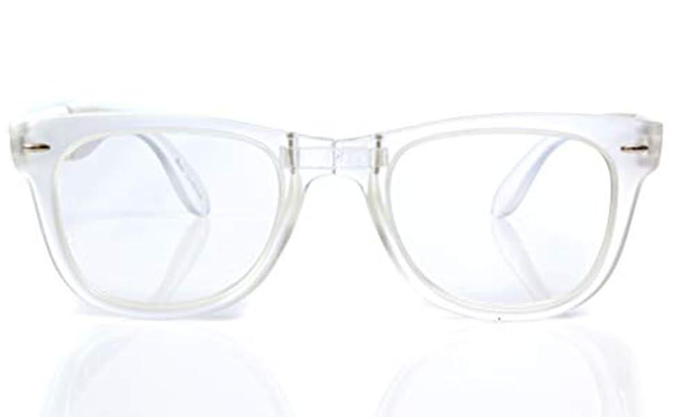 Premium Folding Diffraction Glasses