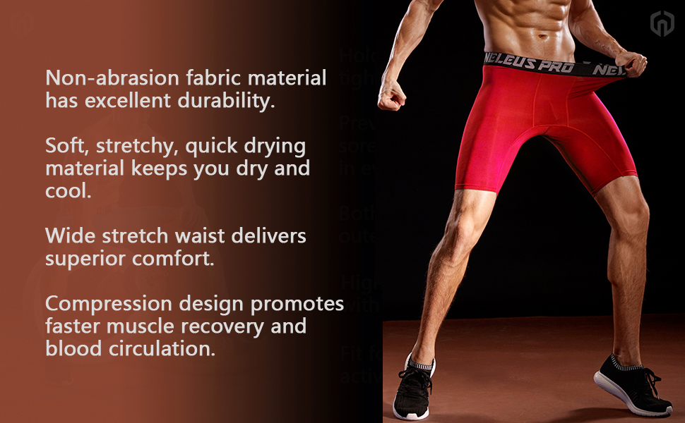 Non-abrasion fabric material has excellent durability.