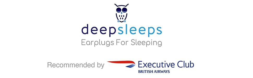 Deep Sleeps ear plugs for sleeping