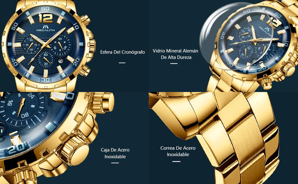 relojes grandes hombre