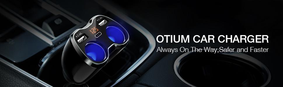 otium car charger