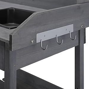 potting bench