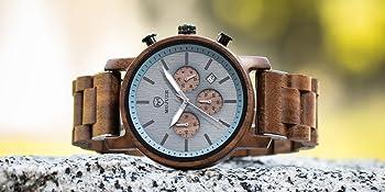 orologi in legno, scatole regalo in legno e strumenti di regolazione.