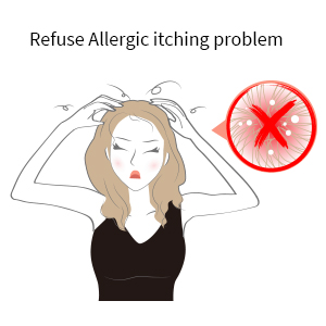 Refuse Allergic Itching Problem