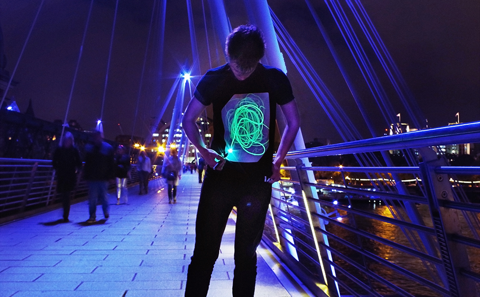 Interactive Glow T-shirt