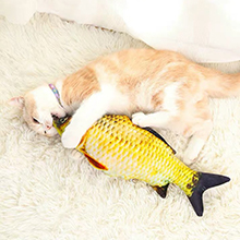 Flopping Fish Cat Toy 9